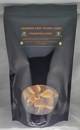Gourmet Steakhouse Spiced Potato Chips