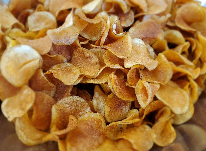 Gourmet Sweet & Smoky Spiced Potato Chips