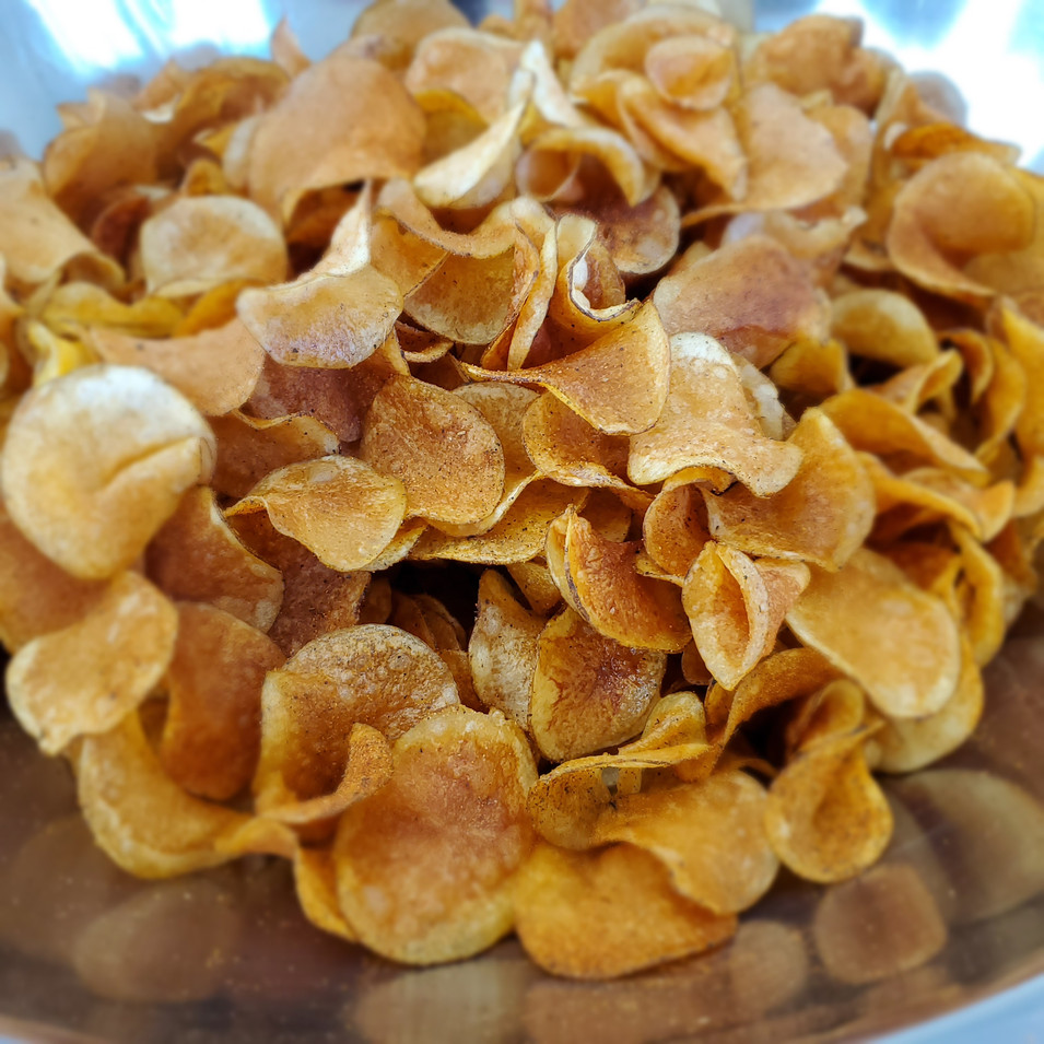 Our Gourmet Potato Chips