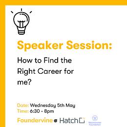 FORWARD Program - Speaker Session