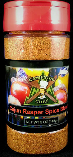 Gourmet Cajun Reaper Spice Blend