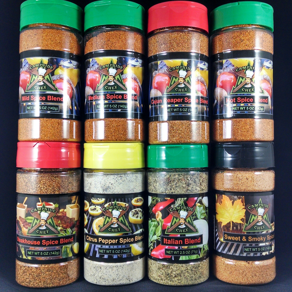 Our Spice Blends
