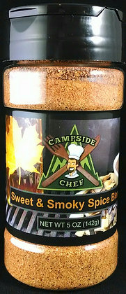 Gourmet Sweet & Smoky Spice Blend