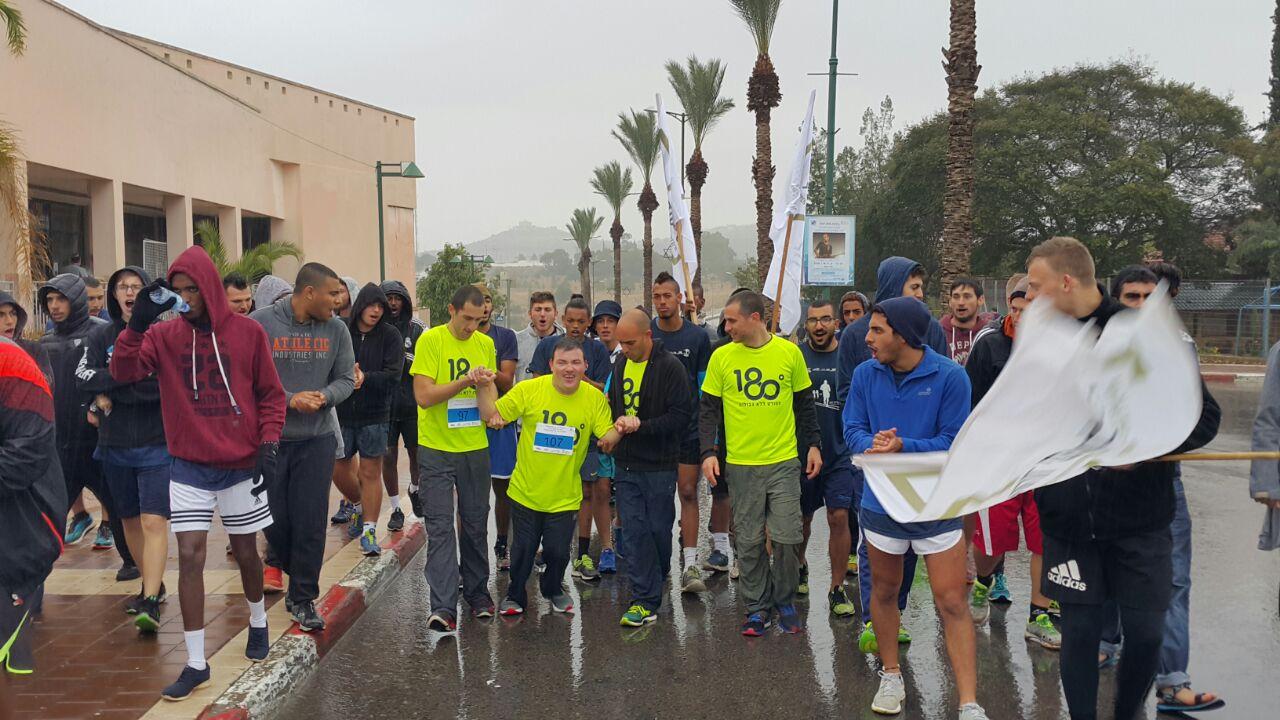 מרוץ בניה 16 דצמבר 2016