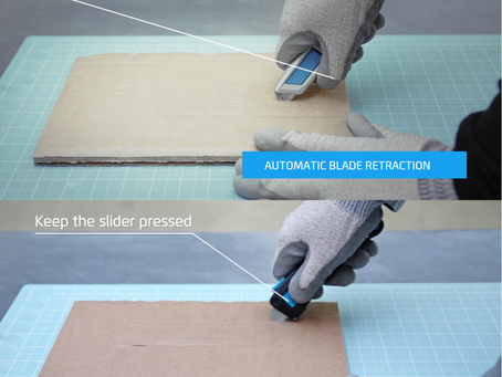Automatic or Fully Automatic Safety Knives...do you know the difference?