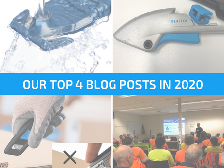 Our top 4 blog posts for 2020