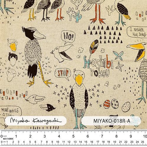 MIYAKO-018R (6col) MIYAKO KAWAGUCHI