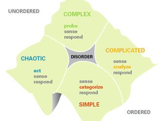 El rol del Líder navegando en la complejidad e incertidumbre