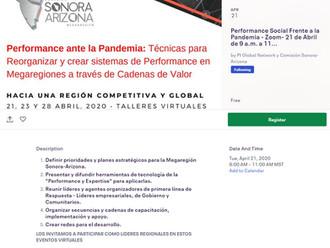 Mega y Pandemias