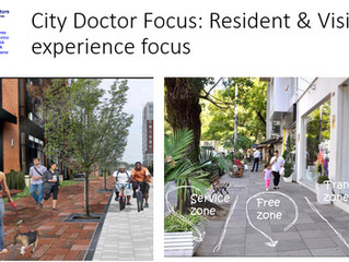 Focus on the User Experience (UX) for cities and communities