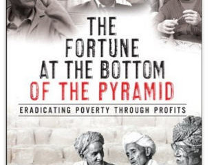 A ground-breaking book on social performance: The Treasure at the Bottom of the Pyramid, by C.K. Pra