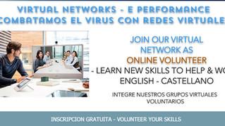 Enfrentando al Virus con Redes Virtuales