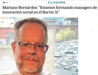Managers de Innovacion Social: una nueva experiencia en Barrio 31