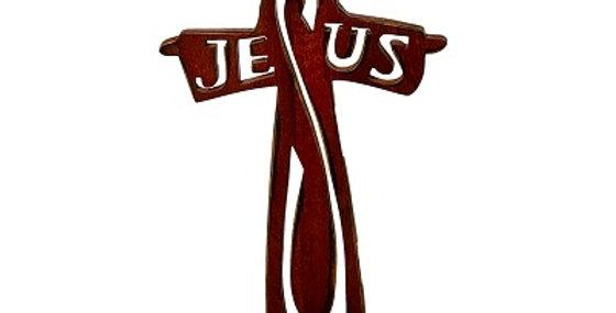 79041 Savior Table Cross