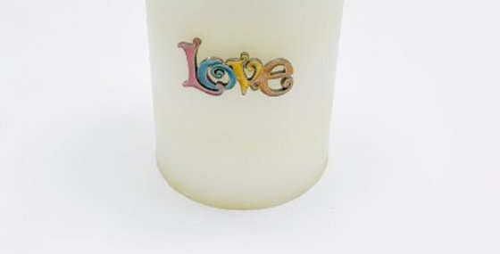 693856 CANDLE PIN LOVE