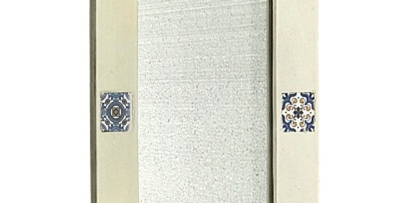 79055 Azulejos Vanity Wall Mirror
