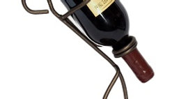 81062 Borracho Wine Holder (Back)-Meteor-21062