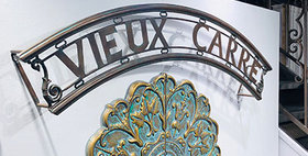 10369 Vieux Carre Marque Sign