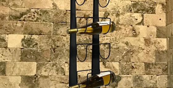 64016 Wall Towel/5 Bottle Rack