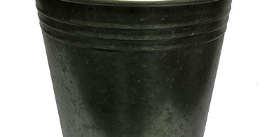 50018 Large Graphite Flower Bucket