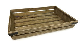 31026 3-Bottle Packing Crate