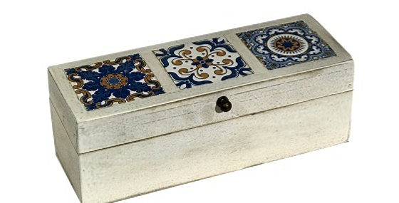 79045 Azulejos WW Lg Notions Box