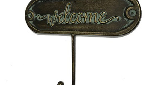50051 Welcome Wreath Hanger
