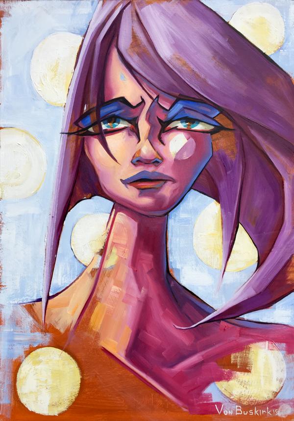 cognaclilac_painting_med_vonbuskirk