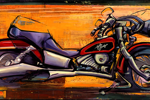 Harley Girl -Sold ($8,350)