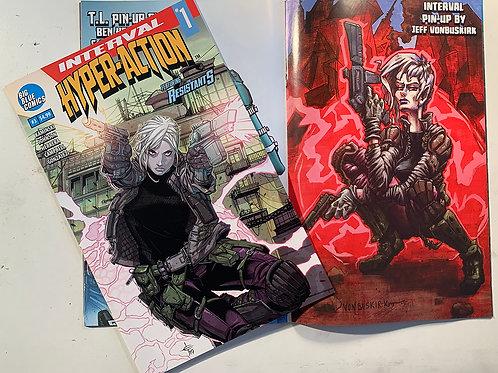 Interval Hyper Action Comic