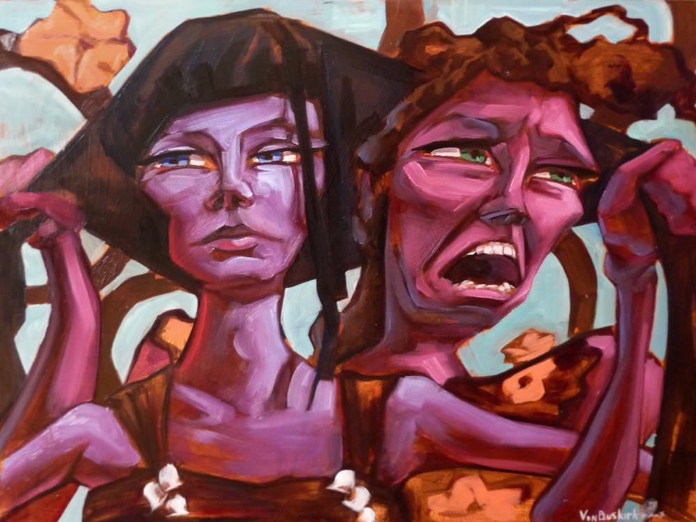 Socord & Sapient_painting_med_vonbuskirk