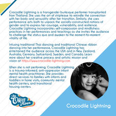 Crocodile Lightning