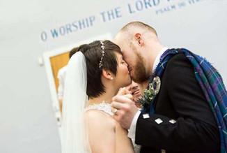 Scottish Weddings are Fun