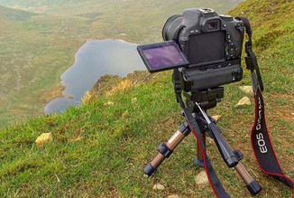 Filming in the Lakes
