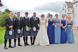 A True Fairytale Wedding