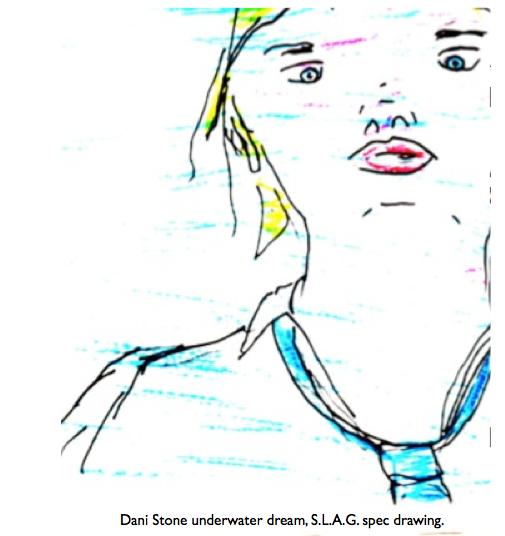 Dani Stone drawing