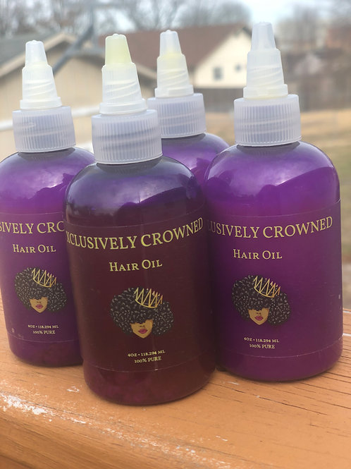 Xclusively Crowned Hair Oil