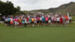 Amateur Golferinnen und Golfer am Centara World Masters vom 10. - 16. Juni 2018