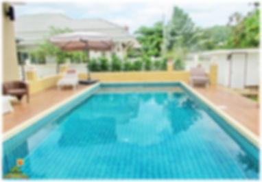 Pool 10 x 4 mtr.