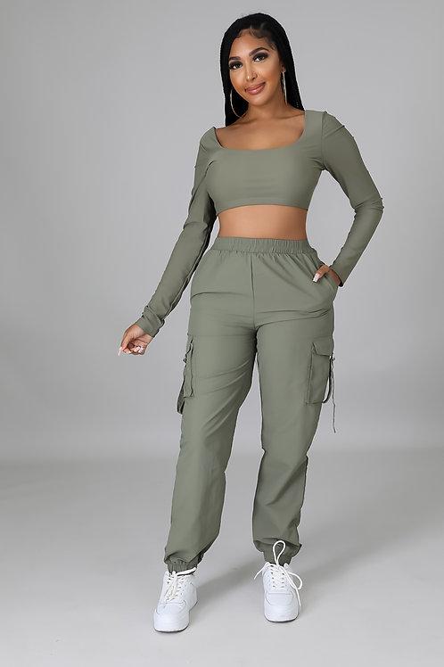 Simply Chic Pant Set