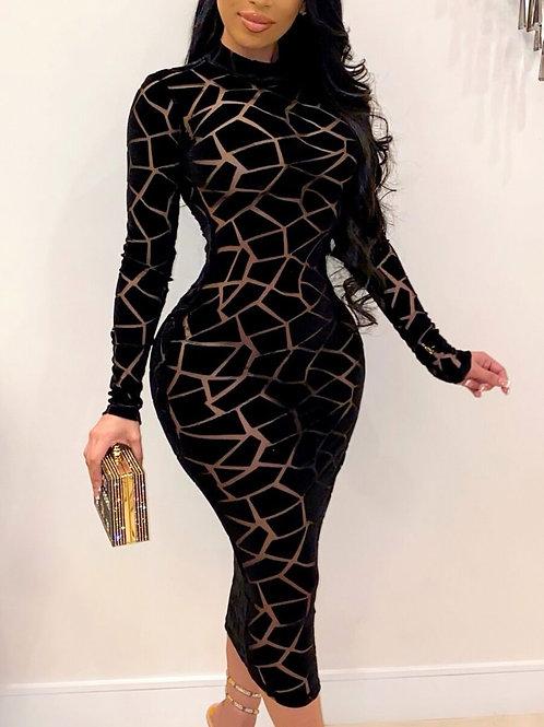 Sneaky Peek Little Black Dress