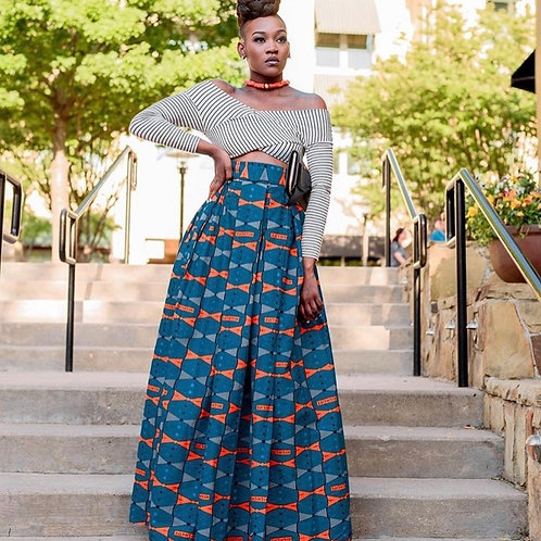 Oseme Maxi Skirt