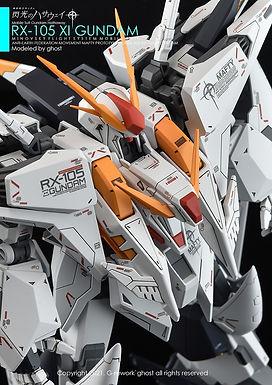 [HG] RX-105 Xi GUNDAM