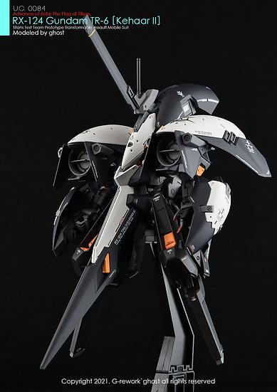 [HG] A.O.Z RX-124 GUNDAM TR-6 [Kehaar II]