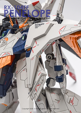 [HG] RX-104FF PENELOPE