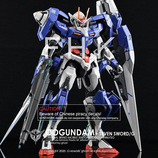 [MG] OO GUNDAM [ SEVEN SWORD ]