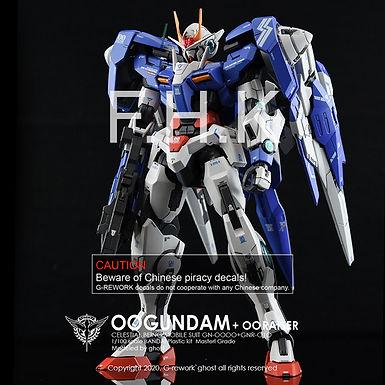 [MG] OO GUNDAM [ OO RAISER ]