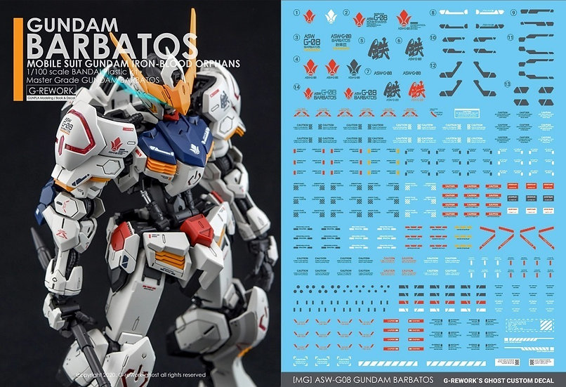 [MG] BARBATOS