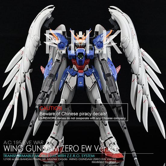 [MG] WING GUNDAM ZWEO EW Ver.ka