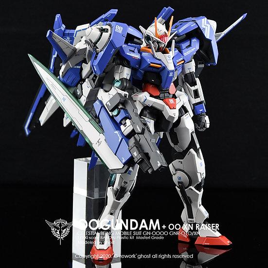 [MG] OO GUNDAM [ XN RAISER ]